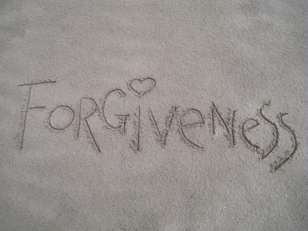 Jesus wants you to forgive others and forgive yourself.